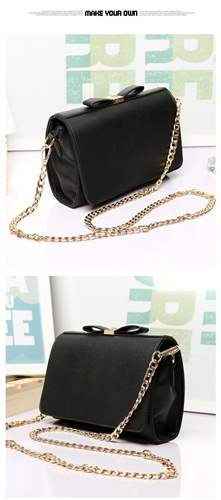 B8008 IDR.159.000 TAS FASHION MATERIAL PU SIZE L23XH15XW7CM WEIGHT 700GR COLOR BLACK