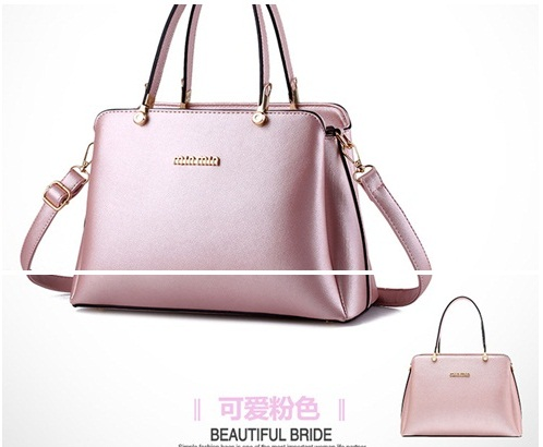 B8190 IDR.195.000 MATERIAL PU SIZE L30XH21XW13CM WEIGHT 800GR COLOR PINK