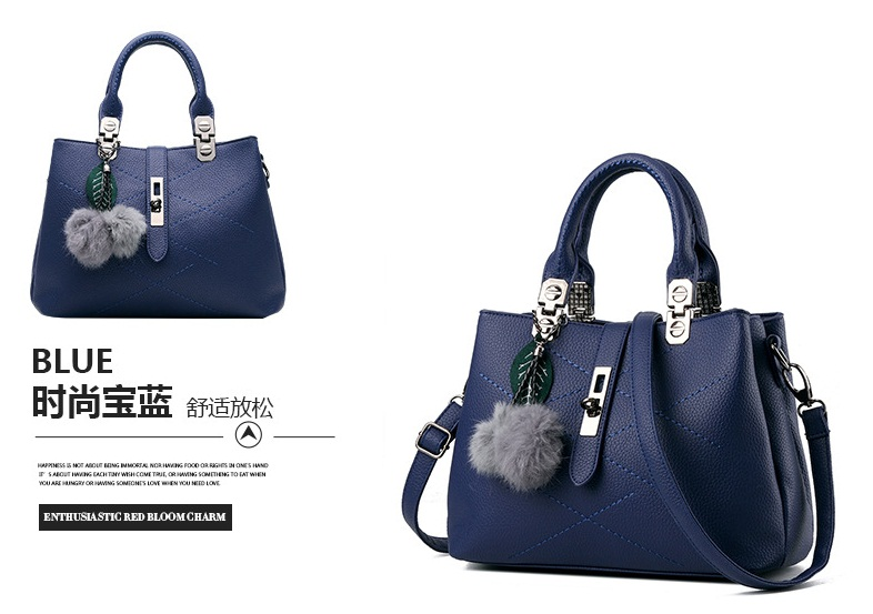 B8250 IDR.196.000 MATERIAL PU SIZE L29XH21XW13CM WEIGHT 800GR COLOR BLUE