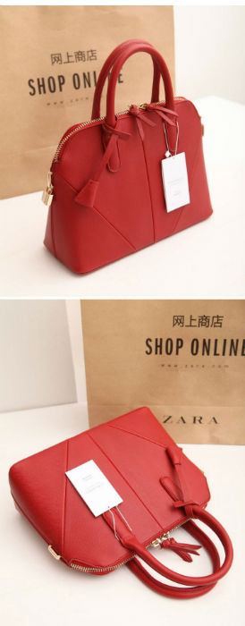 B8329 IDR.219.000 MATERIAL PU SIZE L35XH23XW12CM WEIGHT 860GR COLOR RED