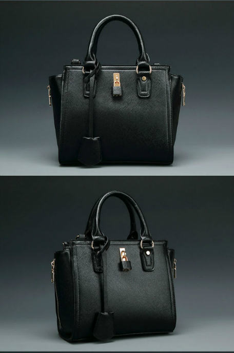 B8385 IDR.190.000 MATERIAL PU SIZE L24XH22XW10CM WEIGHT 800GR COLOR BLACK