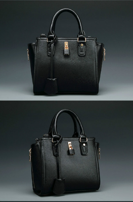 B8385 IDR.220.000 MATERIAL PU SIZE L24XH22XW10CM WEIGHT 800GR COLOR BLACK