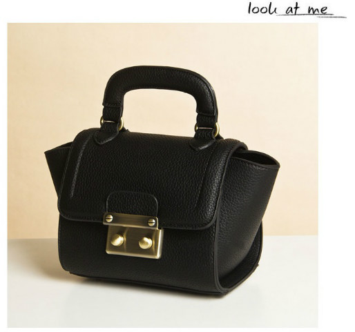 B8401 IDR.205.000 MATERIAL PU SIZE L25XH15XW10CM WEIGHT 750GR COLOR BLACK