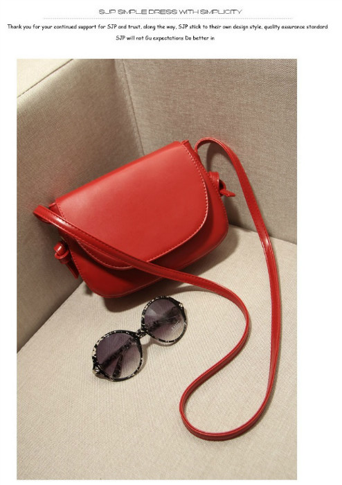 B8408 IDR.170.000 MATERIAL PU SIZE L21XH15XW6CM WEIGHT 500GR COLOR RED