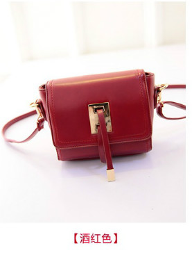 B8413 IDR.159.000 MATERIAL PU SIZE L20XH13XW6CM WEIGHT 500GR COLOR RED