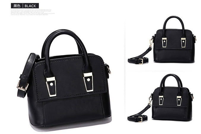 B8431 IDR.205.000 MATERIAL PU SIZE L23XH18XW11CM WEIGHT 720GR COLOR BLACK
