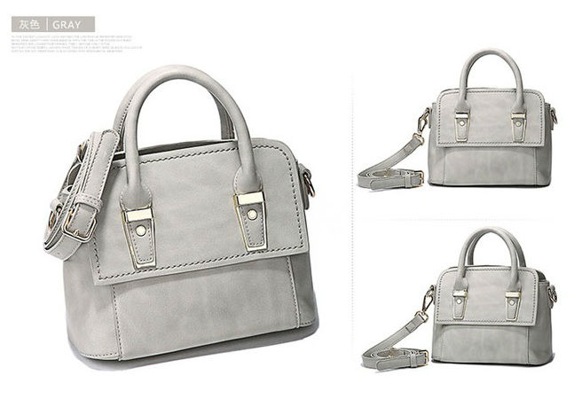 B8431 IDR.205.000 MATERIAL PU SIZE L23XH18XW11CM WEIGHT 720GR COLOR GRAY
