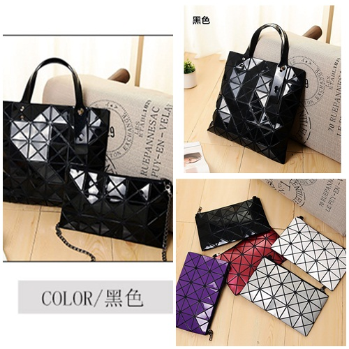 B8837-(2in1) IDR.180.000 MATERIAL PU SIZE L33XH33XW14CM WEIGHT 800GR COLOR BLACK