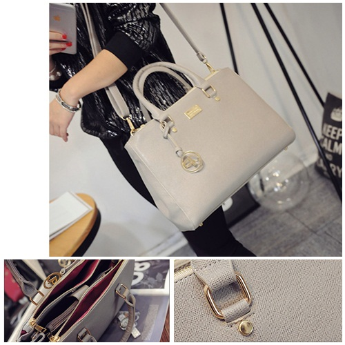 B8886 IDR.195.000 MATERIAL PU SIZE L35-33XH23XW15CM WEIGHT 850GR COLOR GRAY