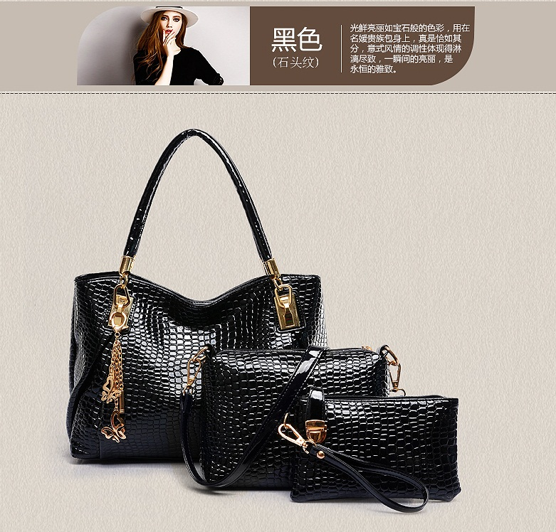 B88991-(3in1) IDR.210.000 MATERIAL PU SIZE L33XH22XW12CM WEIGHT 900GR COLOR BLACK
