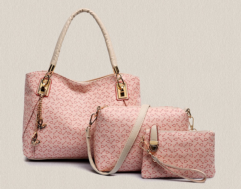 B88992 (3in1) IDR.210.000 MATERIAL PU SIZE L33XH22XW12CM WEIGHT 900GR COLOR PINK