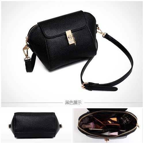 B8952 IDR.179.000 MATERIAL PU SIZE L17-24XH16XW11CM WEIGHT 700GR COLOR BLACK