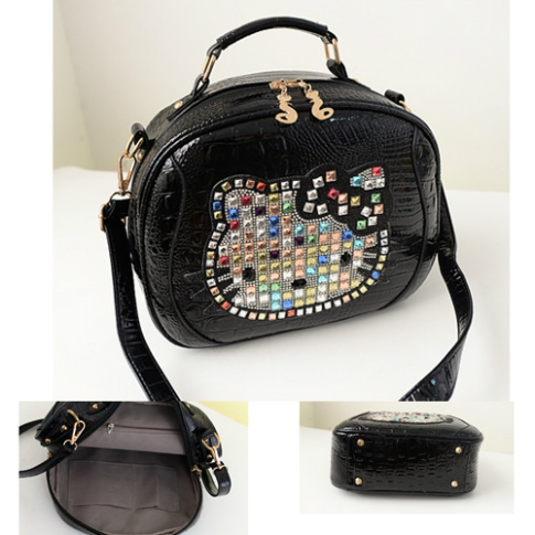 B931 IDR.173.000 MATERIAL PU SIZE L29XH23XW10CM WEIGHT 650GR COLOR BLACK