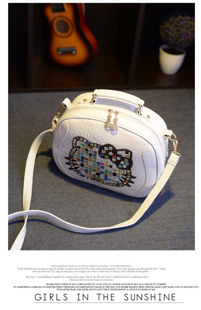 B931 IDR.173.000 MATERIAL PU SIZE L29XH23XW10CM WEIGHT 650GR COLOR WHITE