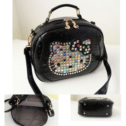 B931 IDR.184.000 MATERIAL PU SIZE L29XH23XW10CM WEIGHT 650GR COLOR BLACK