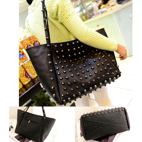 B9606 IDR.203.000 MATERIAL PU SIZE L36XH30XW18CM WEIGHT 800GR COLOR BLACK