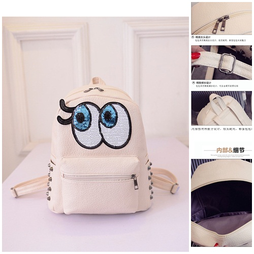B9637 IDR.167.000 MATERIAL PU SIZE L28XH32XW14CM WEIGHT 750GR COLOR BEIGE