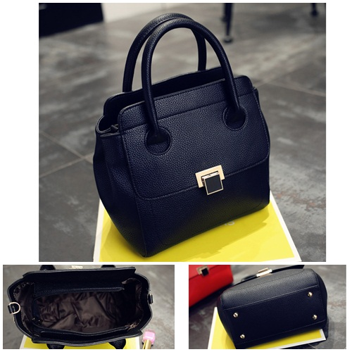 B9940 IDR.183.000 MATERIAL PU SIZE L28XH23XW15CM WEIGHT 800GR COLOR BLACK