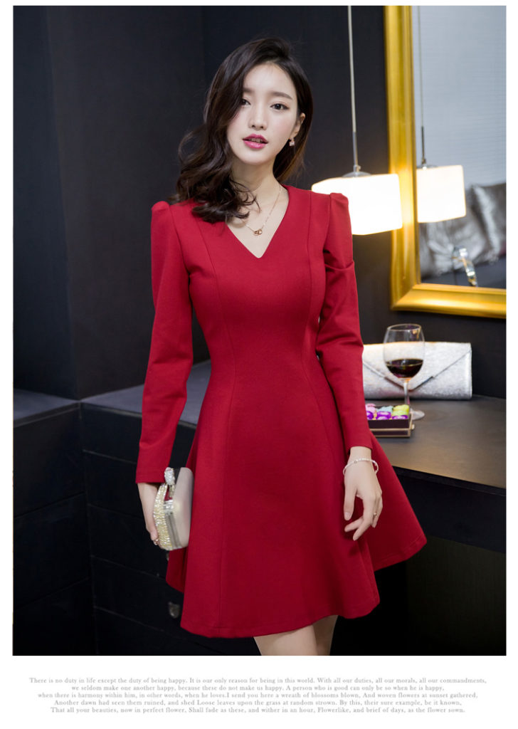 D10163 IDR.105.000 MATERIAL COTTON-SIZE-M-LENGTH-80CM-BUST86CM WEIGHT 250GR COLOR RED