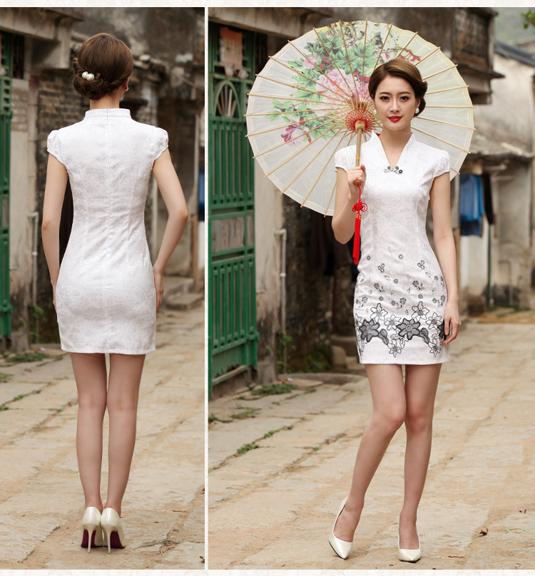 D12285 IDR.145.000 MATERIAL POLYESTER-SIZE-M,L-LENGTH78CM,79CM-BUST82CM,86CM WEIGHT 300GR COLOR WHITE
