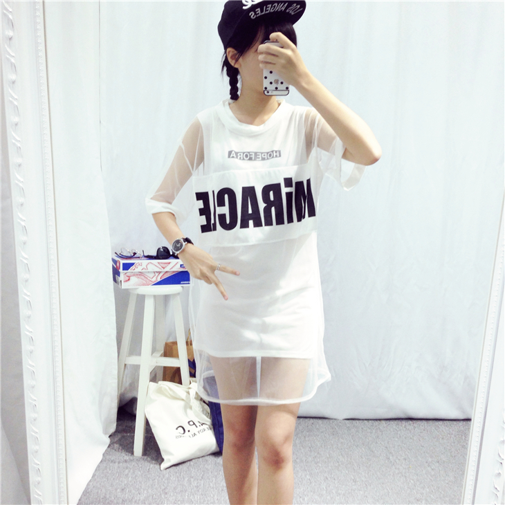 D38422(2in1) IDR.125.000 MATERIAL COTTON+GAUZE LENGTH73CM BUST86CM WEIGHT 250GR COLOR WHITE