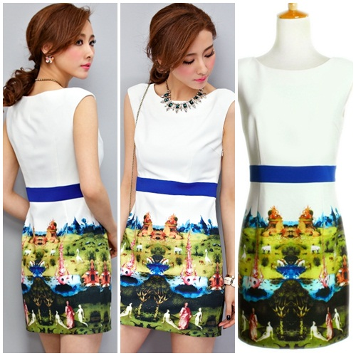 D39152 IDR.160.000 MATERIAL POLYESTER SIZE M,XL-LENGTH 82CM,84CM-BUST 88CM,96CM-WAIST73CM,78CM WEIGHT 250GR COLOR AS PHOTO
