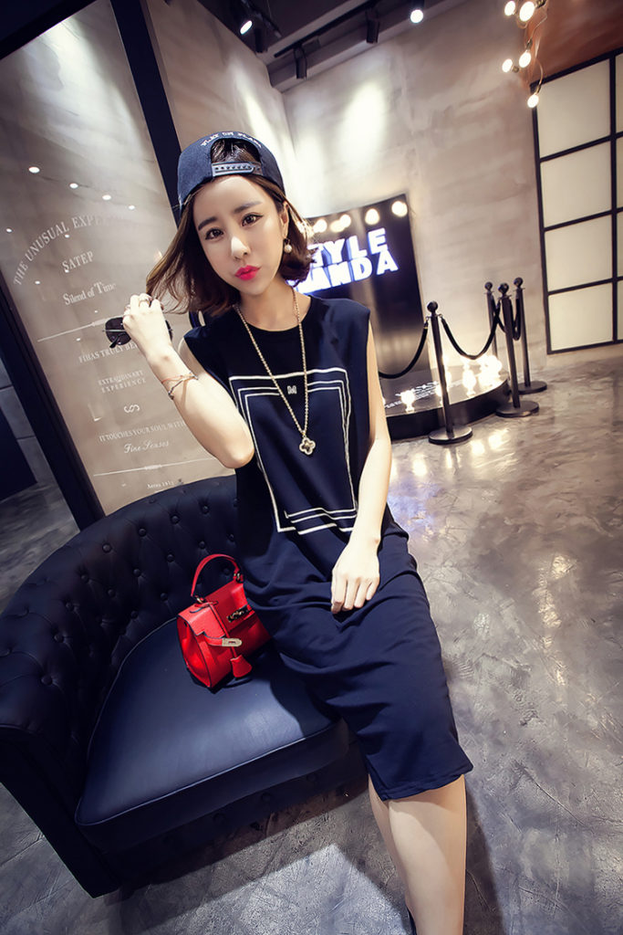 D49457 IDR.102.000 MATERIAL COTTON-LENGTH96CM,BUST84M WEIGHT 240GR COLOR BLACK