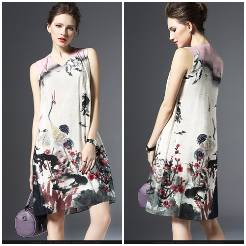 D50937 IDR.172.000 MATERIAL SILK LENGTH100CM BUST84CM WEIGHT 250GR COLOR ASPHOTO