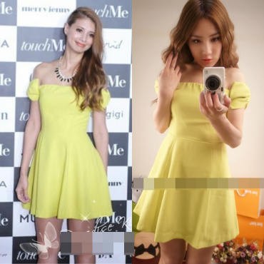 D6756 IDR.116.000 MATERIAL COTTON-LENGTH-78CM-BUST-88CM WEIGHT 250GR COLOR YELLOW.jpg