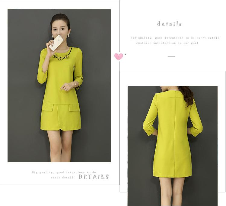 D8698-(INC-NECKLACE) IDR.144.000 MATERIAL COTTON-SIZE-M,L-LENGTH79CM,80CM-BUST84CM,88CM WEIGHT 300GR COLOR YELLOW