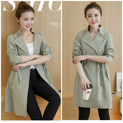 J61602 IDR.158.000 MATERIAL OTHERS-SIZE-M,L-LENGTH89,90CM-BUST110,112CM WEIGHT 250GR COLOR GREEN