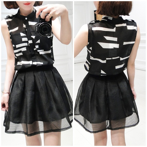 LS38522-1SET IDR.145.000 MATERIAL CHIFFON+GAUZE SIZE M,L-LENGTH-TOP63CM,64CM-SKIRT40CM,41CM-BUST84CM,88CM-WAIST66CM,70CM WEIGHT 300GR COLOR BLACK.jpg