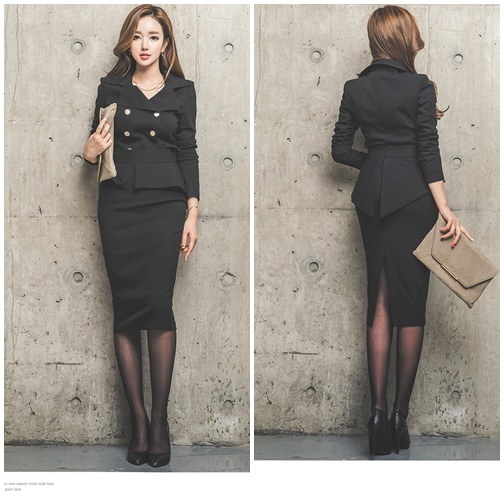 LS67692 IDR.275.000 MATERIAL COTTON-TOP44CM-SKIRT68CM-BUST88CM-WAIST70CM WEIGHT 750GR COLOR BLACK