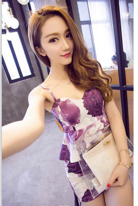LS7797-1SET IDR.145.000 MATERIAL COTTON LENGTH-TOP48CM-PANT42CM BUST80CM-WAIST68CM WEIGHT 300GR COLOR PURPLE