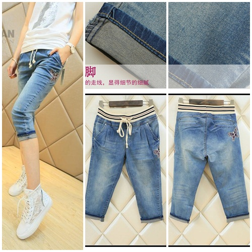 P37935 IDR.150.000 MATERIAL DENIM SIZE 27CM,29CM-LENGTH73CM,74CM-WAIST76CM,80CM WEIGHT 250GR COLOR ASPHOTO