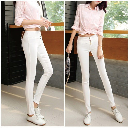 P48588 IDR.120.000 MATERIAL ELASTIC-COTTON-SIZE-M,L-LENGTH96CM,97CM-WAIST64CM,68CM WEIGHT 250GR COLOR WHITE