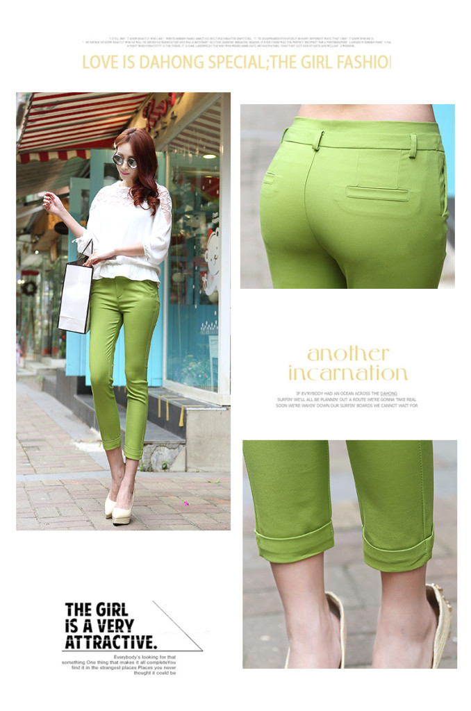 P8002 IDR.150.000 MATERIAL COTTON-BLEND SIZE M,L-LENGTH82CM,85CM-WAIST68CM,72CM WEIGHT 250GR COLOR GREEN