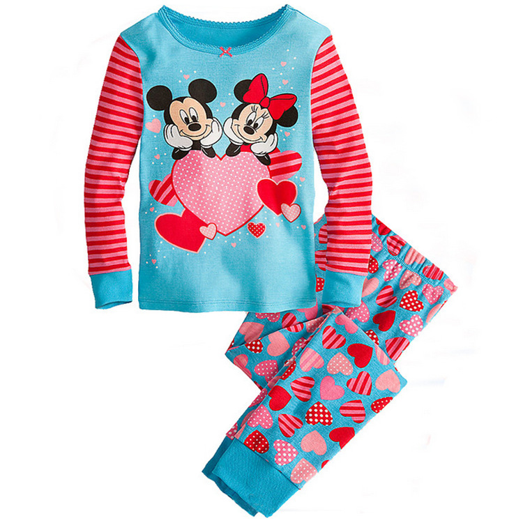 PY050 BAJU TIDUR ANAK MICKEY-MINNIE IDR 75.000 BAHAN COTTON SIZE 90,95,100,110,120,130 WEIGHT 500GR COLOR BLUE