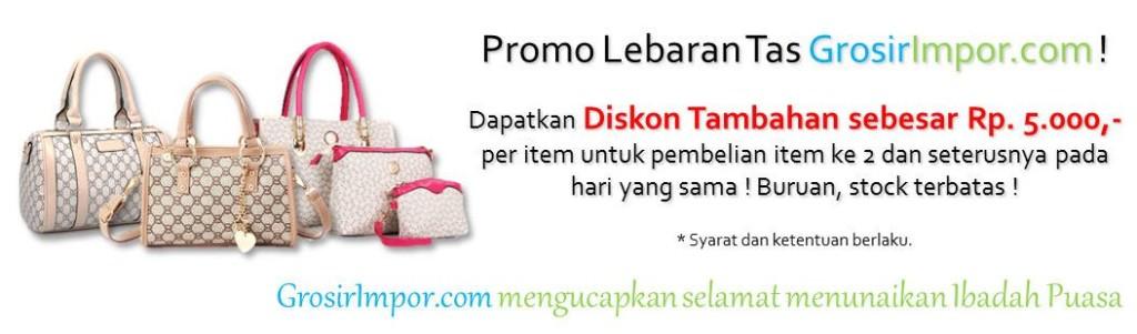 Promo Diskon Tas Fashion
