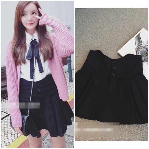 S1057 IDR.102.000 MATERIAL THICK-COTTON-SIZE-M,L-LENGTH38CM,39CM-WAIST70CM,74CM WEIGHT 240GR COLOR BLACK