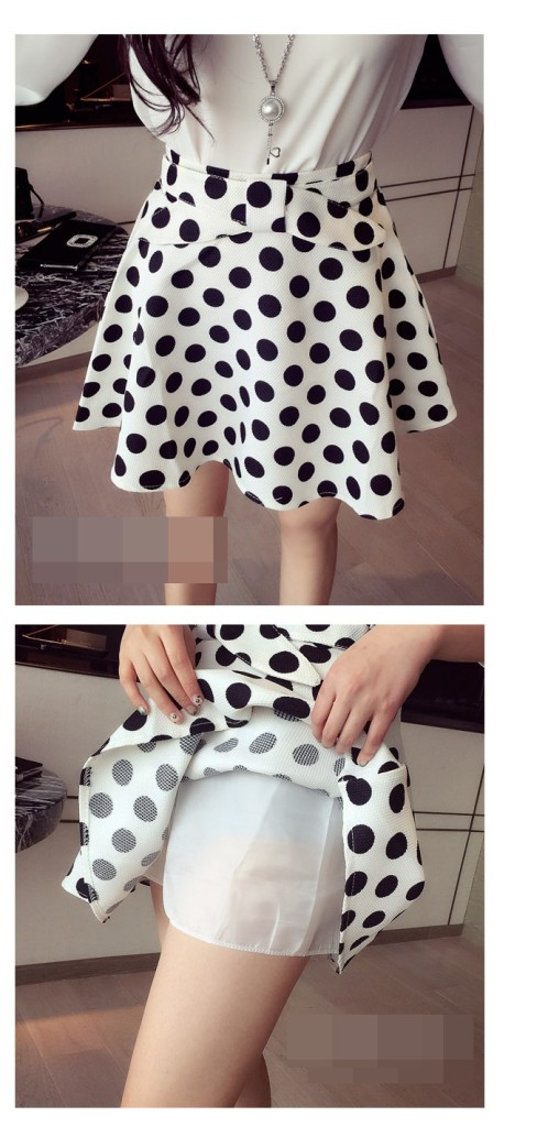 S6772 IDR.105.000 MATERIAL COTTON SIZE 41CM WAIST 62-84CM WEIGHT 200GR COLOR WHITE