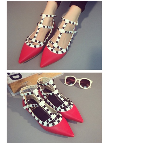 SH1058-IDR.230.000-MATERIAL-PU-COLOR-RED-SIZE-37