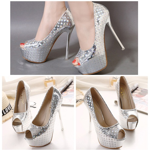 SH1099 IDR.215.000 MATERIAL PU-HEEL-14CM COLOR SILVER SSH1099 IDR.215.000 MATERIAL PU-HEEL-14CM COLOR SILVER SIZE 37,38,39IZE 37,38,39