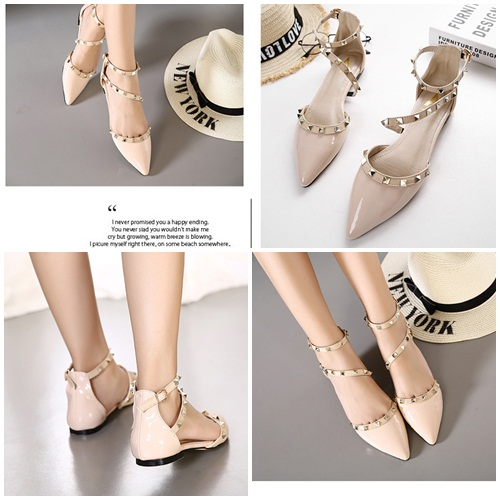SH11065 IDR.218.000 MATERIAL PU-HEEL-1CM COLOR APRICOT SIZE 35,36,37,38,39