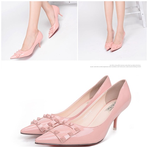 SH1161 IDR.230.000 MATERIAL PU HEEL 6CM COLOR PINK SIZE 35,36,37,38.jpg