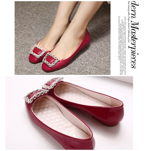 SH1813 IDR.210.000 MATERIAL PU COLOR RED SIZE 37,38,39