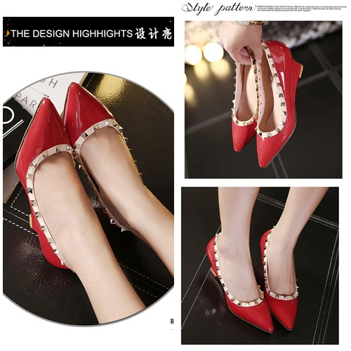 SH2016 IDR.247.000 MATERIAL PU HEEL 6CM COLOR RED SIZE 35,36,37,38.jpg