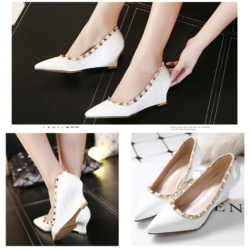 SH2016 IDR.247.000 MATERIAL PU HEEL 6CM COLOR WHITE SIZE 35,36,37.jpg