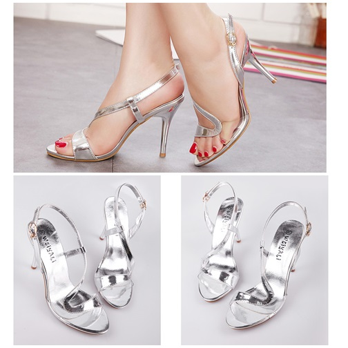 SH2156 IDR.215.000 MATERIAL PU HEEL 10CM COLOR SILVER SIZE 36,37,38,39.jpg