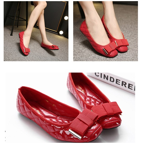 SH308735 IDR.185.000 MATERIAL PU COLOR RED SIZE 36,37,38,39